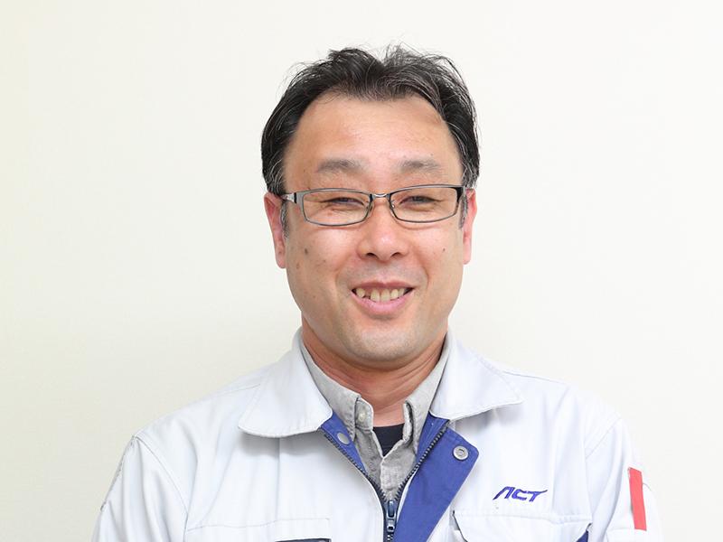 株式会社アクトの一押しスタッフ -内藤 聡