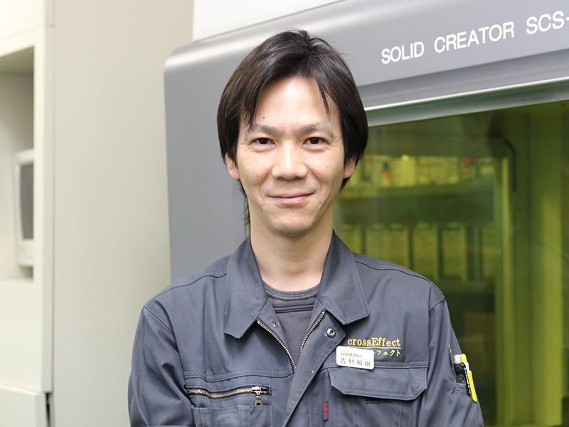 株式会社クロスエフェクトの一押しスタッフ -吉村 和樹