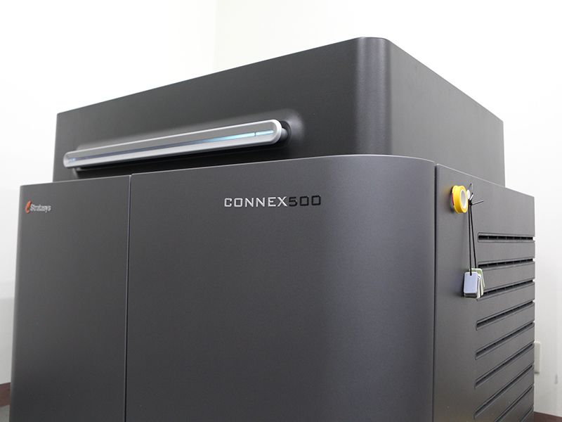 HILLTOP株式会社の自慢の設備 -3Dプリンター(OBJET CONNEX 500)