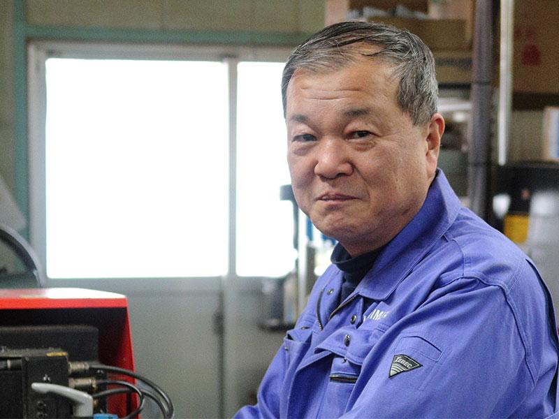 株式会社神村製作所の一押しスタッフ -西尾 健司