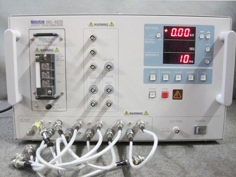 共進電機株式会社の自慢の設備 -デジタルパワーメーター WT1800