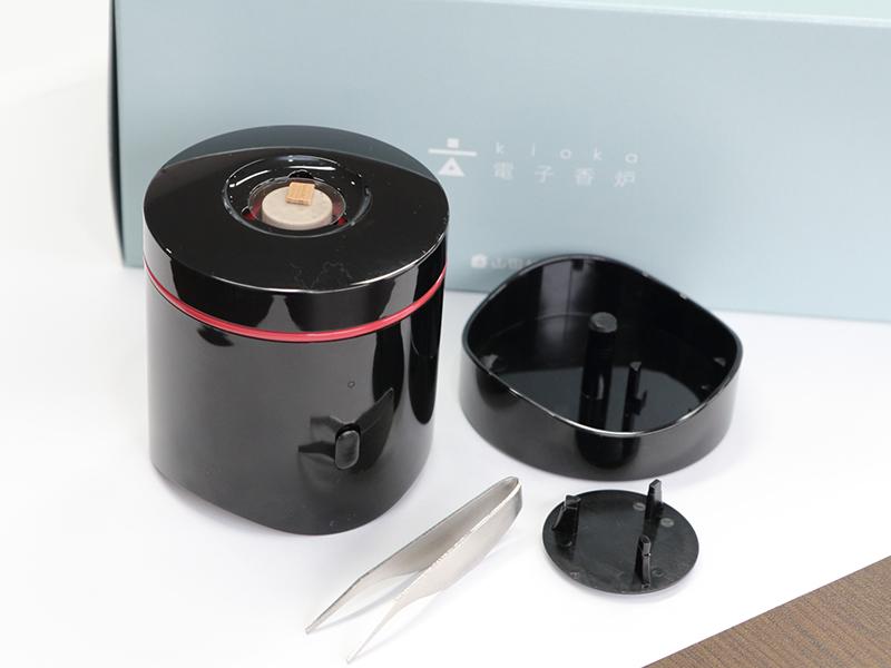 共進電機株式会社のオススメ試作 - 電子香炉 KIOKA