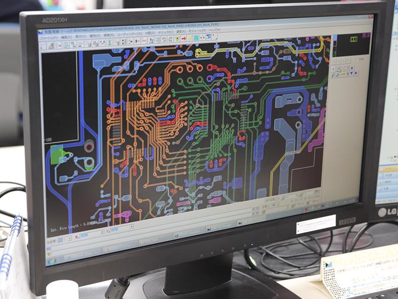 株式会社KYOSOテクノロジのオススメ試作 - プリント基板設計