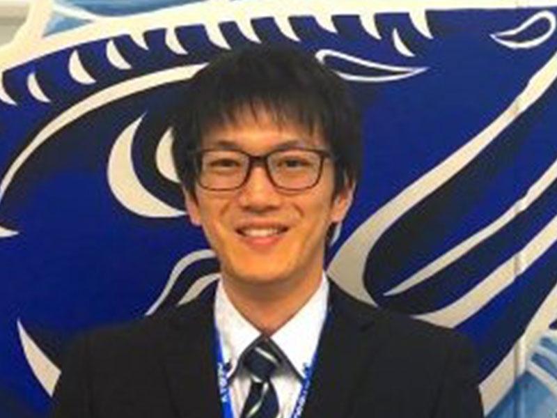 株式会社KYOSOテクノロジの一押しスタッフ -河良 葵魁