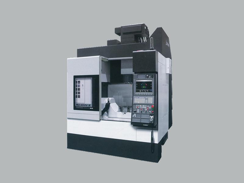 株式会社ナンゴーの自慢の設備 - 同時五軸立型マシニングセンター  MU-400VⅡ  (オークマ)