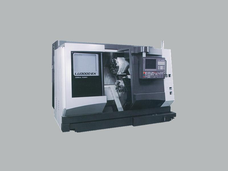 株式会社ナンゴーの自慢の設備 - CNC複合旋盤  LU3000EX   (オークマ)