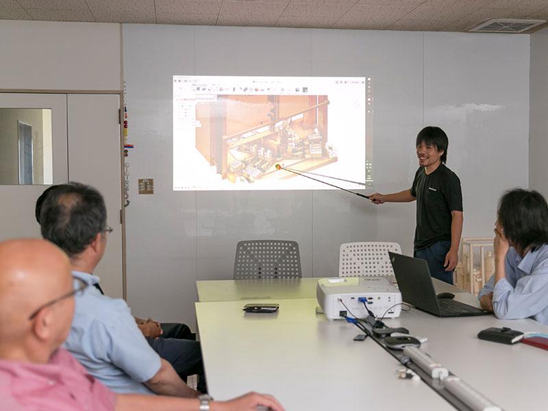 株式会社ニューネクストのオススメ試作 - 開発試作をサポートチームで対応