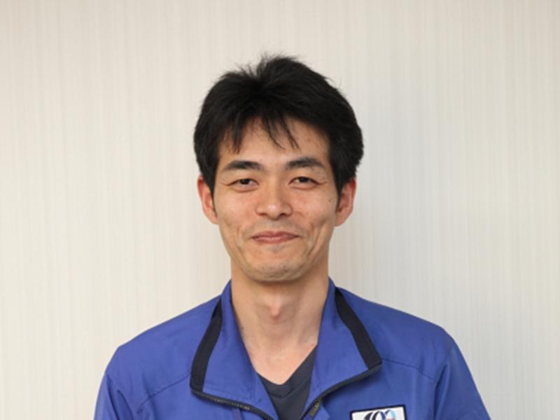 株式会社最上インクスの一押しスタッフ -好永 孝志(試作事業部 製造グループ)
