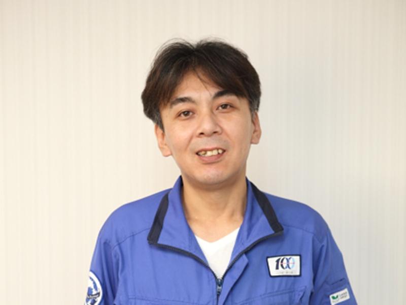 株式会社最上インクスの一押しスタッフ -山本 康之(試作事業部 製造グループ)