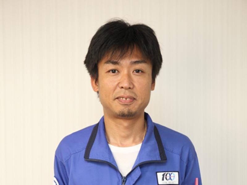 株式会社最上インクスの一押しスタッフ -岡野 武司(試作事業部 製造グループ)