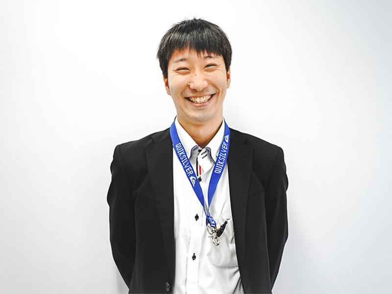 株式会社東洋の一押しスタッフ -葛山 昌伴