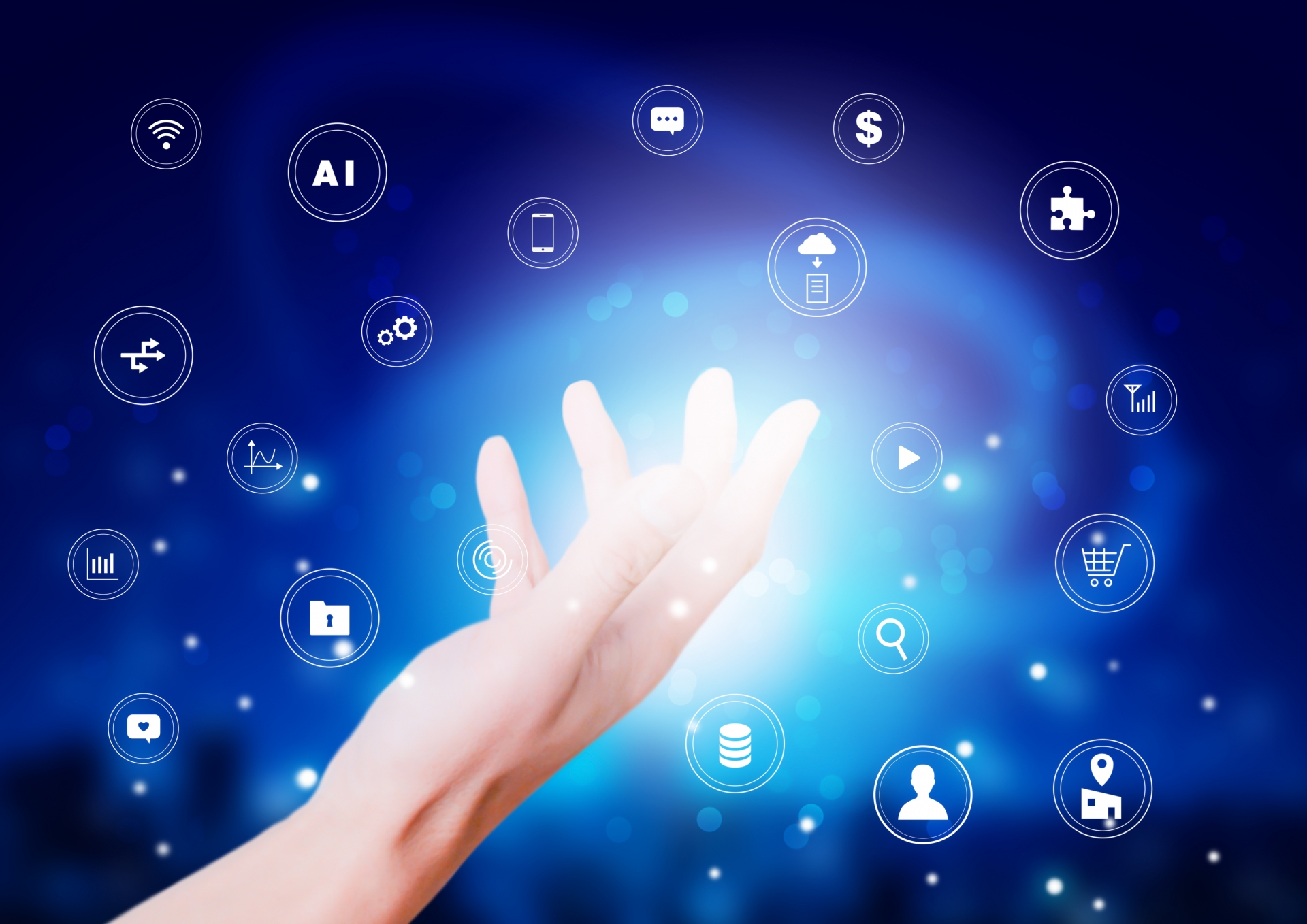 株式会社東洋のオススメ技術 - IoT技術