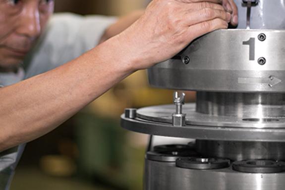 粉体成形をご検討の場合は、試作から量産までサポートします
