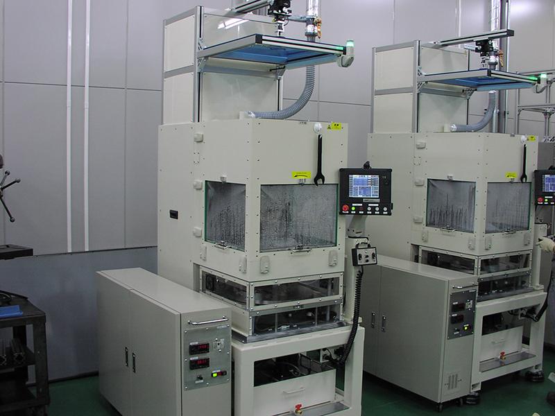 株式会社アクトのオススメ試作 - 半導体インゴット外形研削機
