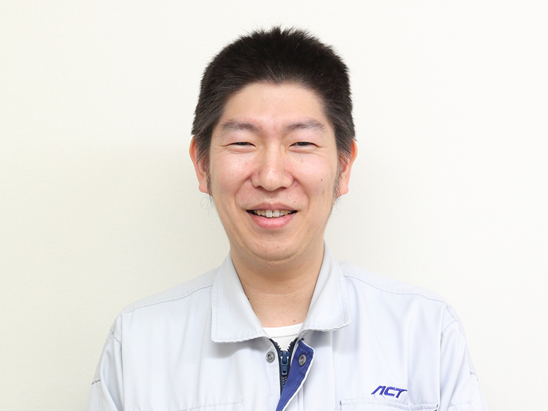 株式会社アクトの一押しスタッフ -土田 卓矢