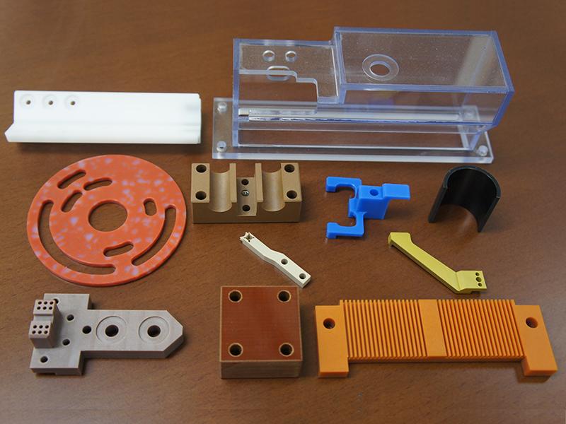 有限会社グッドウッドKYOTOのオススメ試作 - スーパーエンプラ等多種多様な樹脂材料の提案と切削加工