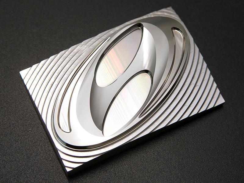 ヒロセ工業株式会社のオススメ試作 - 鏡面切削加工