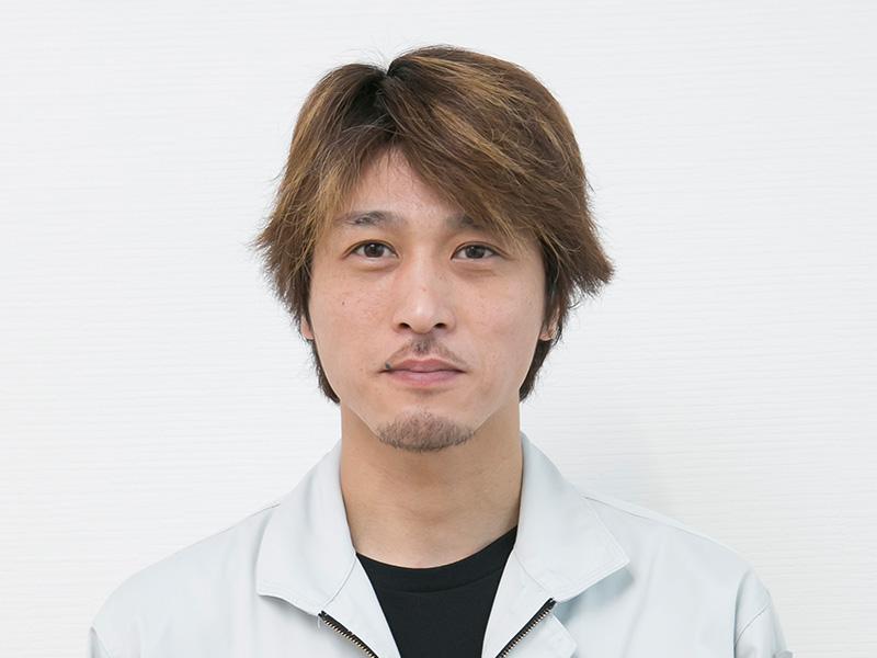 ヒロセ工業株式会社の一押しスタッフ -濱田信雄