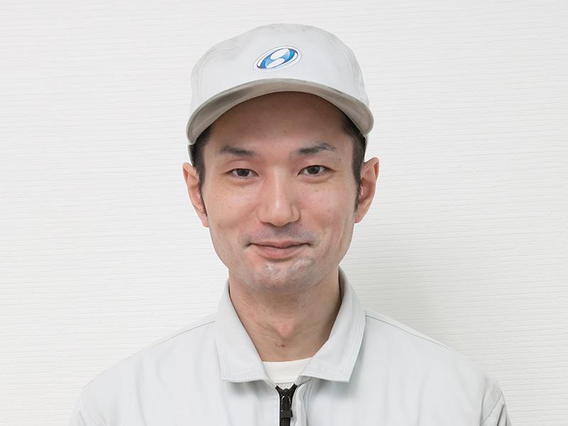 ヒロセ工業株式会社の一押しスタッフ -小西直弥