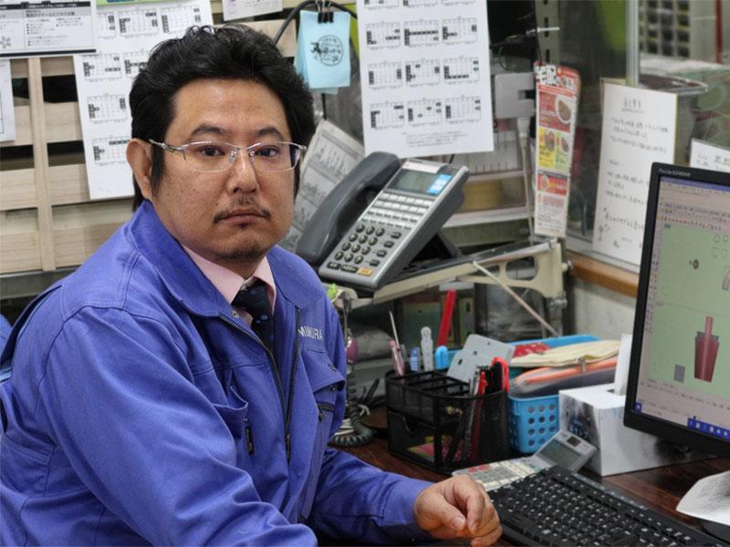 株式会社神村製作所の一押しスタッフ -義永 信一郎