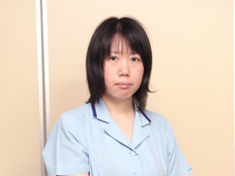 株式会社京光製作所の一押しスタッフ -小島 智香子