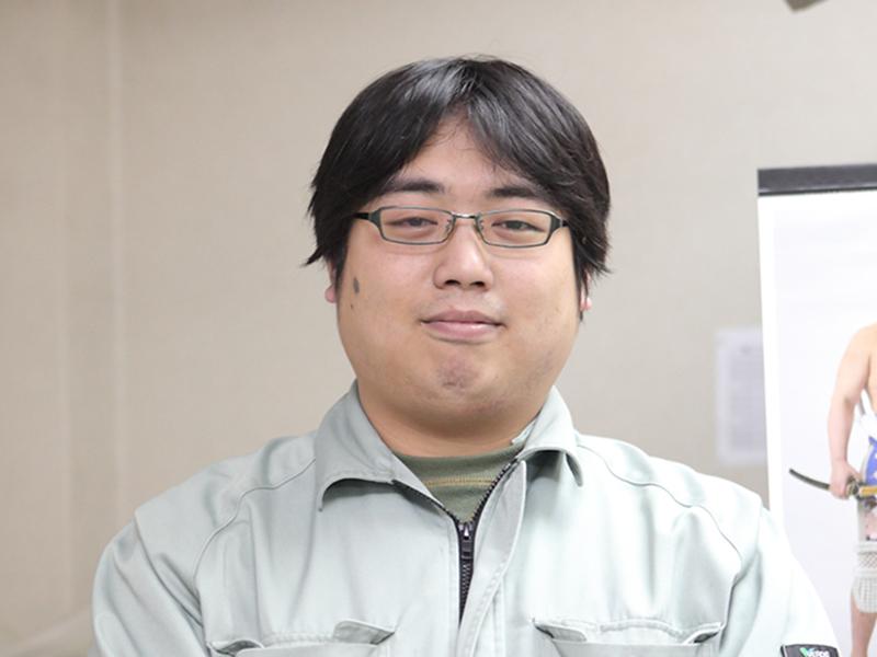 株式会社キョークロの一押しスタッフ -岸本 佑馬