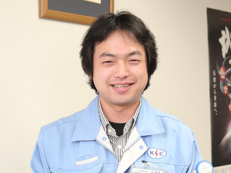 共進電機株式会社の一押しスタッフ -森島 辰治