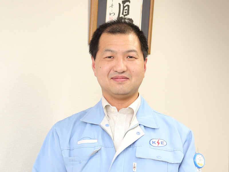 共進電機株式会社の一押しスタッフ -前田 吉成