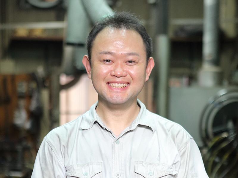 株式会社ナカムラ理化の一押しスタッフ -井口 達至