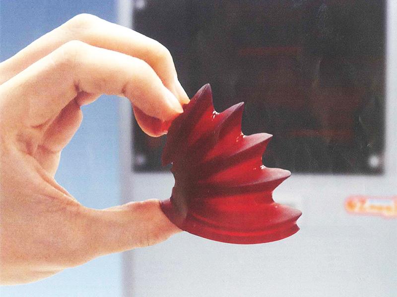 株式会社西山ケミックスの自慢の設備 -3Dプリンター