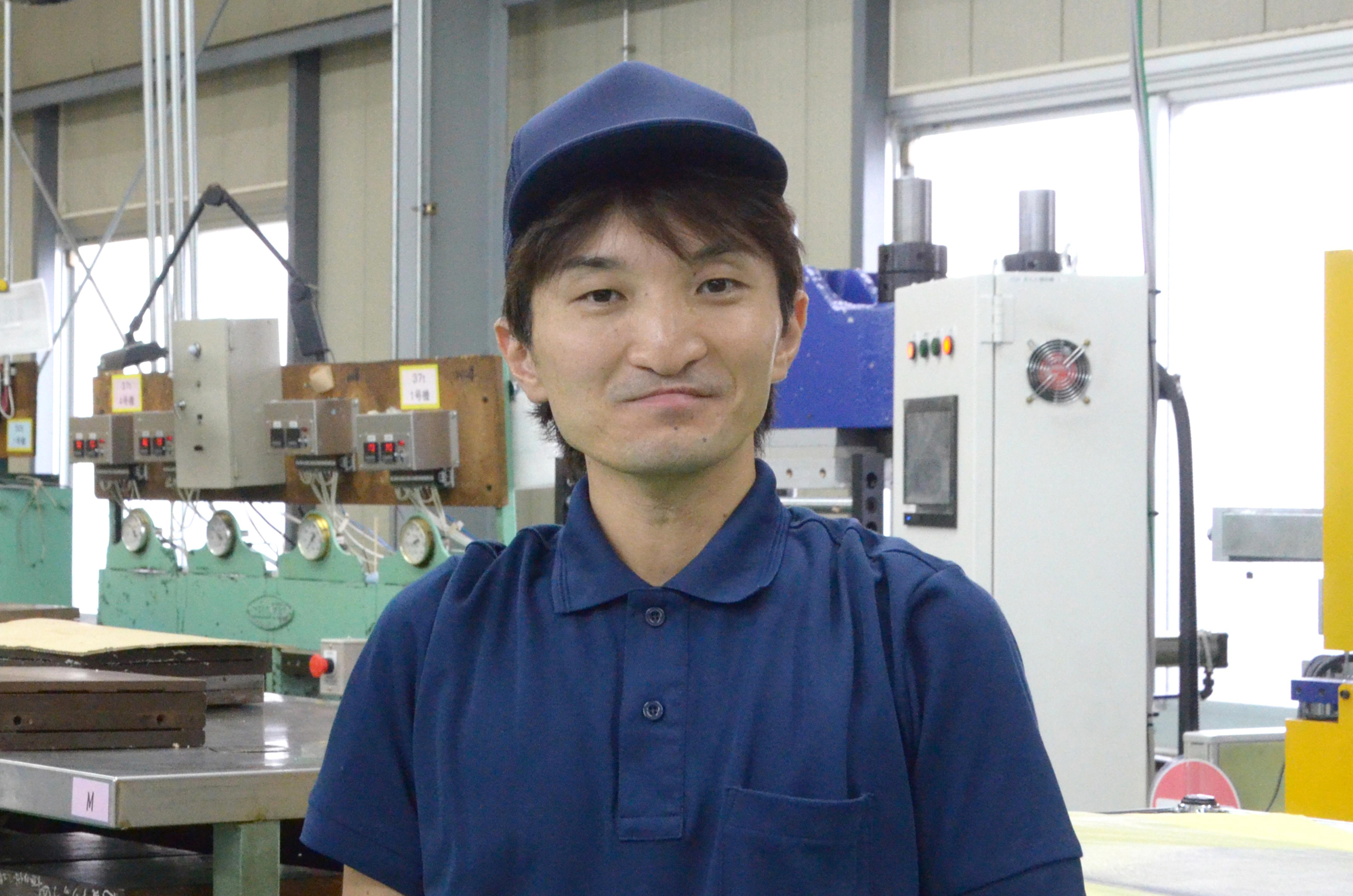 株式会社西山ケミックスの一押しスタッフ -在間 圭祐