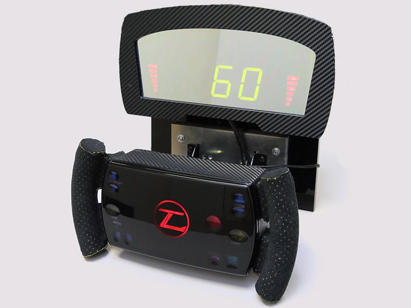 株式会社PROTECのオススメ試作 - タッチセンサー技術を用いたデモ機