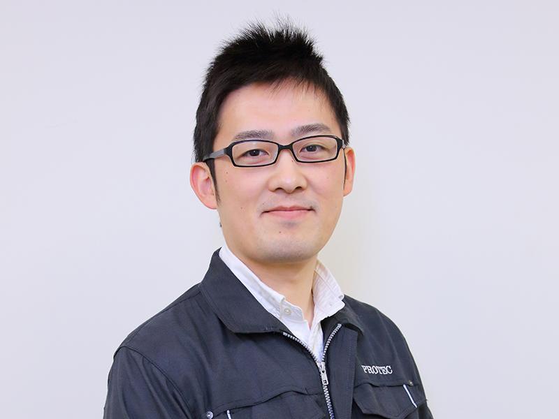 株式会社PROTECの一押しスタッフ -小谷 典生