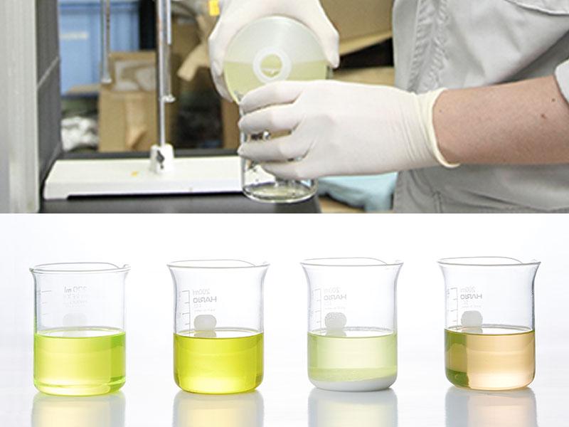 佐々木化学薬品株式会社のオススメ試作 - 洗浄(ガラス・金属・ステンレスフィルター)