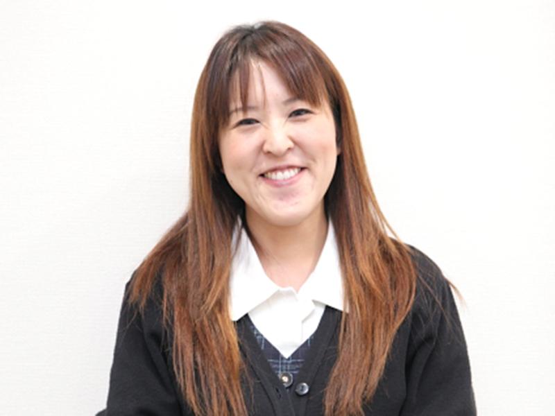 株式会社辻製作所の一押しスタッフ -盛田 友紀子