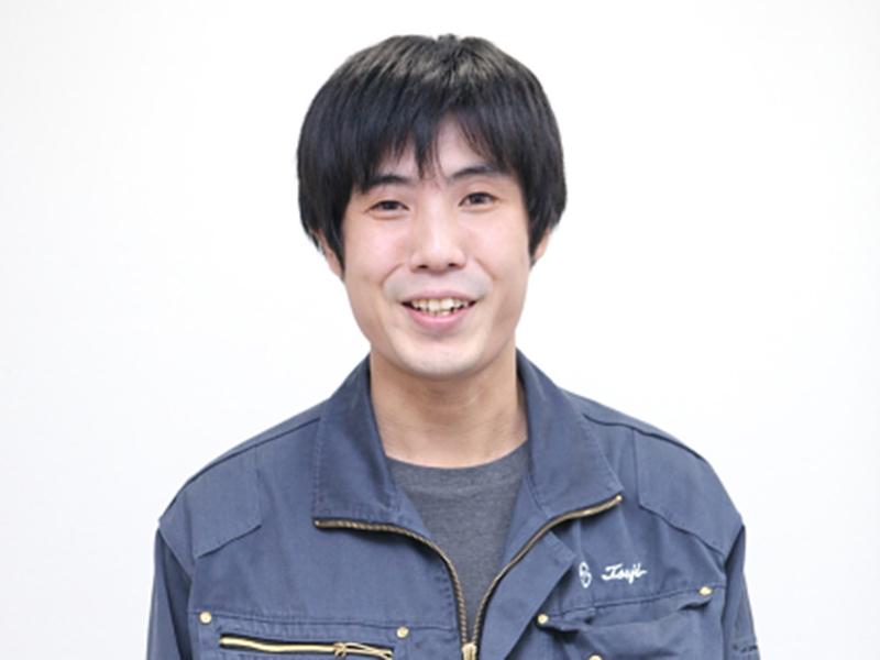 株式会社辻製作所の一押しスタッフ -下村 顯一郎