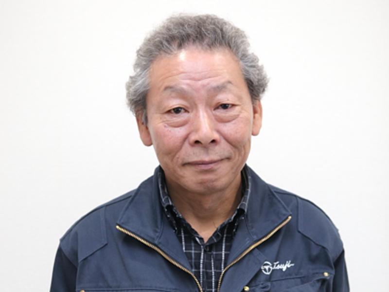 株式会社辻製作所の一押しスタッフ -辻 登巳男