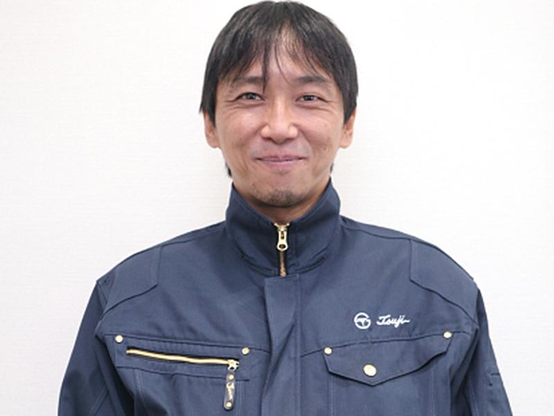 株式会社辻製作所の一押しスタッフ -藤村 晃平