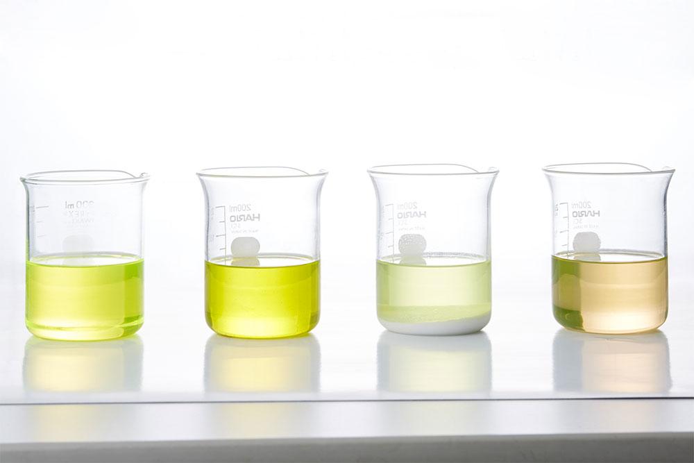 佐々木化学薬品株式会社の試作実績:調合