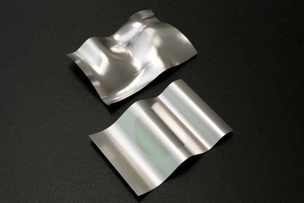 ヒロセ工業株式会社の試作実績:薄物機械加工部品