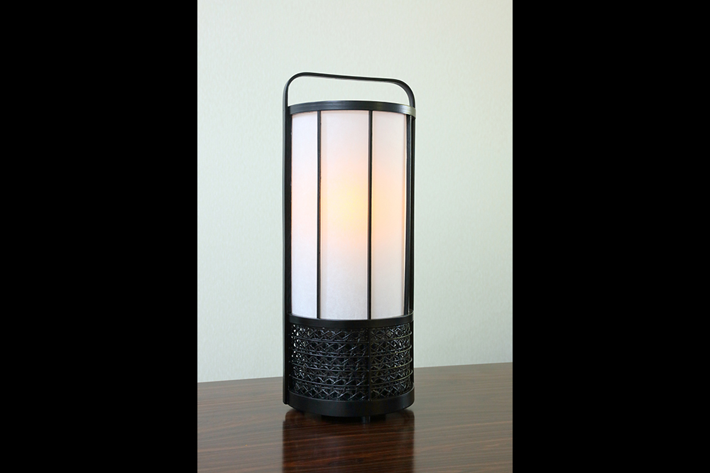 木下電子工業株式会社の試作実績:灯籠型LED照明 京ゆらり