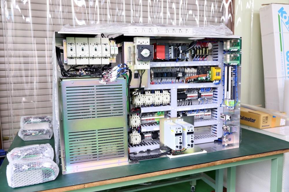 木下電子工業株式会社の試作実績:制御盤製作