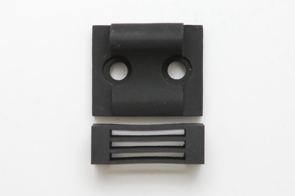 株式会社西山ケミックスの試作実績:ゴムの単品加工