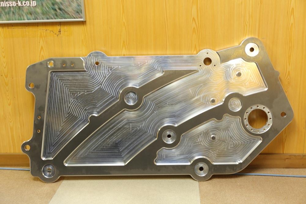有限会社日双工業の試作実績:電動バイク「zecOO」部品